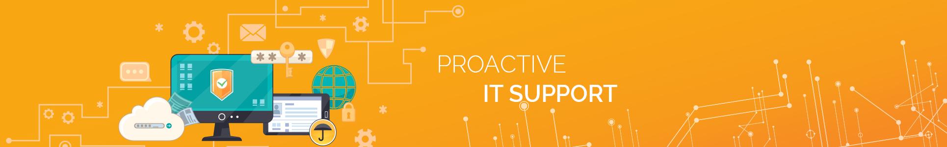 proactive banner