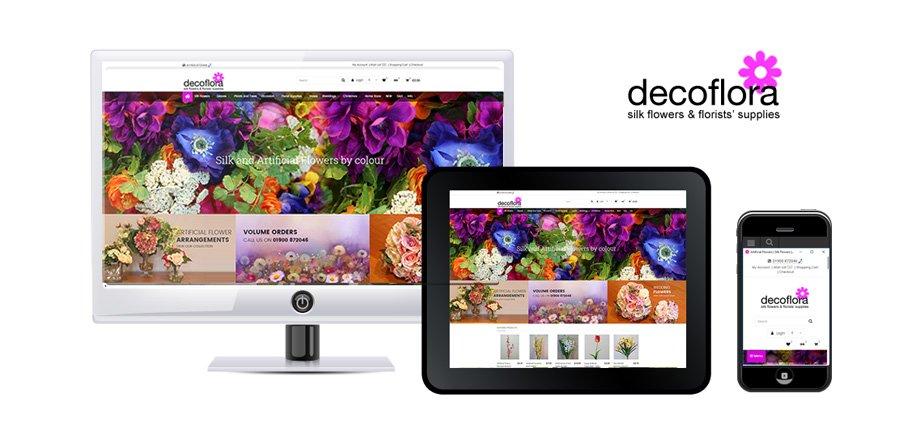 Decoflora - OpenCart Responsive Design