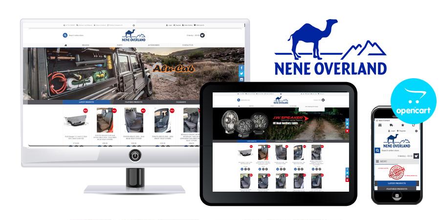 Nene Overland OpenCart