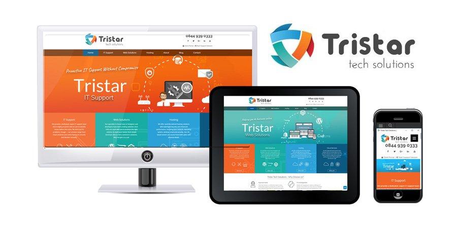 Tristar Tech Solutions Responsive Website